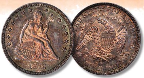 1872-CC Quarter