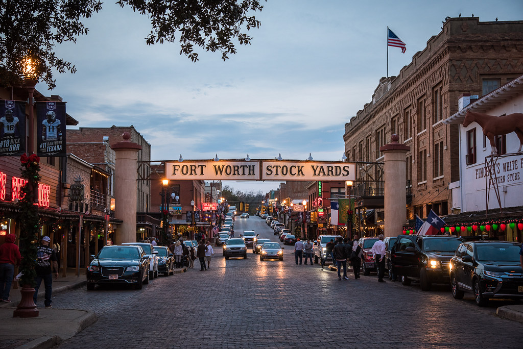2017 Stockyards