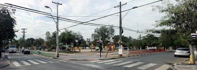 Mejoramiento de Plaza Juan Planas - Barrio Varas Mena – San Joaquín