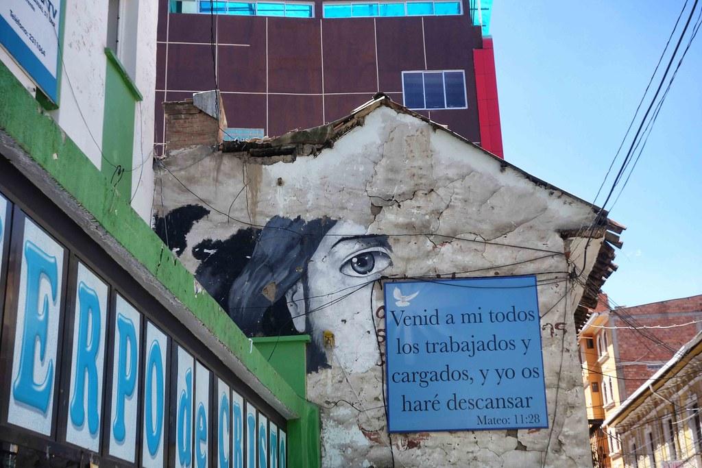 La Paz - Street 3