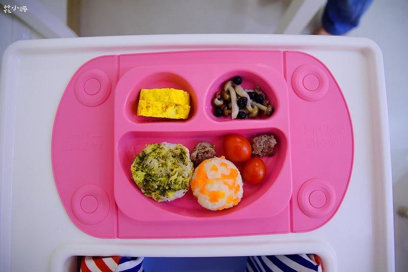 easymat餐盤防拔嬰兒餐具吸盤嬰兒餐具推薦嬰兒副食品餐具推薦EasyMat防滑矽膠餐盤 (25)