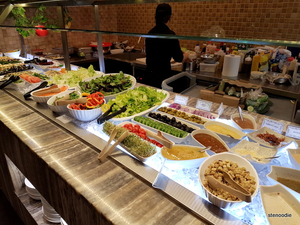 Spoonful buffet salad bar