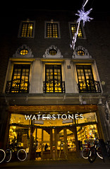 171208 Waterstones Cambridge Xmas Front