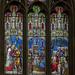 Retford, St Swithun's church, Memorial window