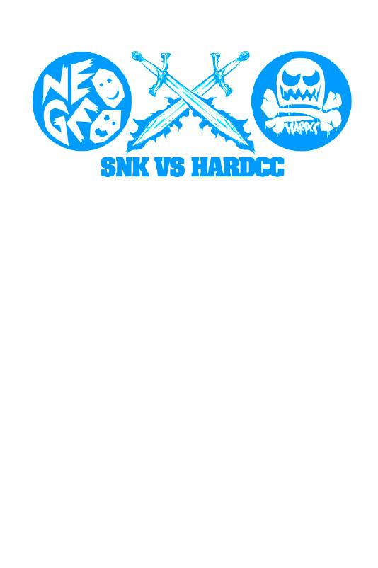 T恤界的惡童登場! 限定版「SNK × HARDCORE CHOCOLATE」聯名服飾系列 SNK×ハードコアチョコレート