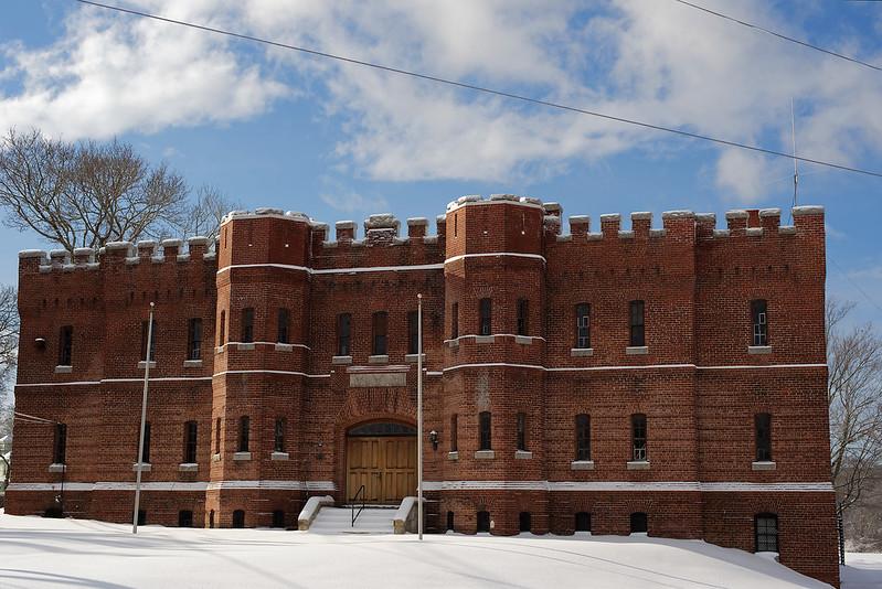 Hudson Armory