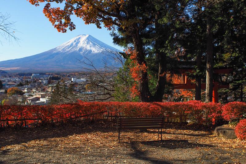 富士山 Fujisan|新倉山淺間公園