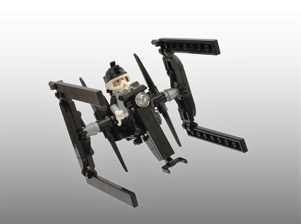 Royal N 1 Starfighter Lego Instructions
