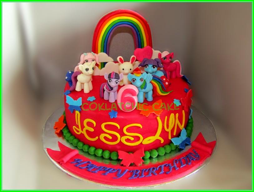 Cake MLP JESSLYN
