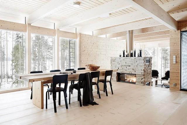 house-casa de campo perfecta-finland