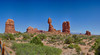 Arches National Park Panorama 19 May 4th 2017: Panoramic Image & HDR Image