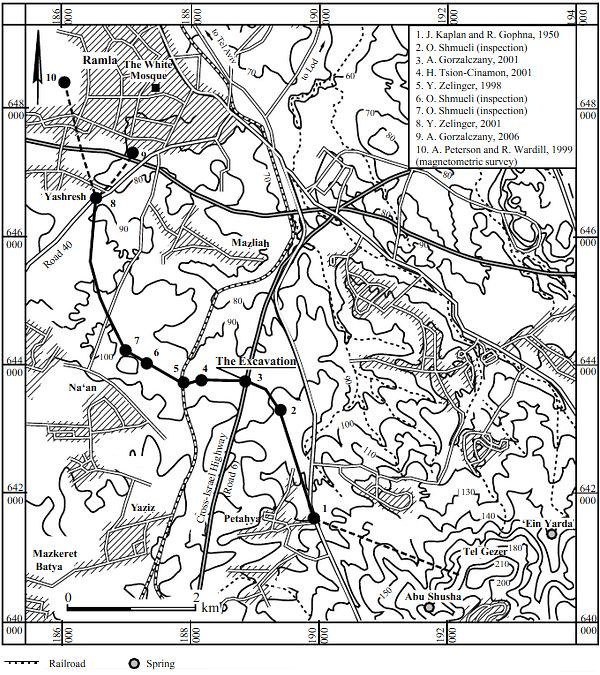 Ramla-aqueduct-plan-ace-1