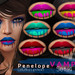 *Birth* Penelope Lips - Vamp Set 4