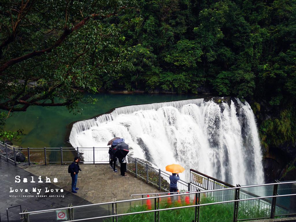 新北一日遊踏青郊遊景點推薦十分瀑布 (6)