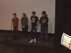 Teen Producers Winter Film Showcase 2017