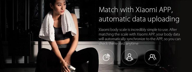 xiaomi スマート体重計 写真 (9)