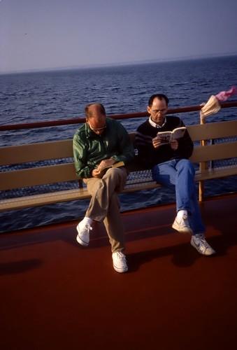 Provincetown II Ferry - Kodachrome