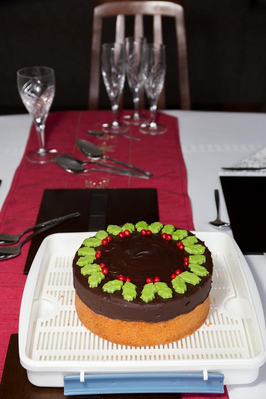 Tunis Cake