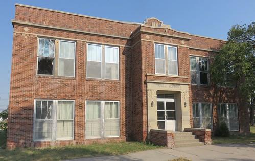 Old Lyman School (Lyman, Nebraska)