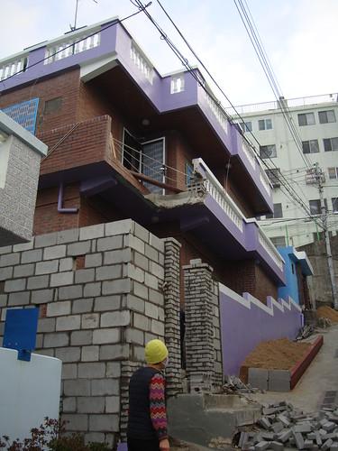 Yeondogu Baustelle