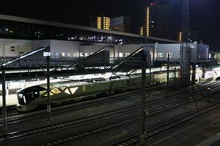 トランスイート四季島(盛岡駅)
