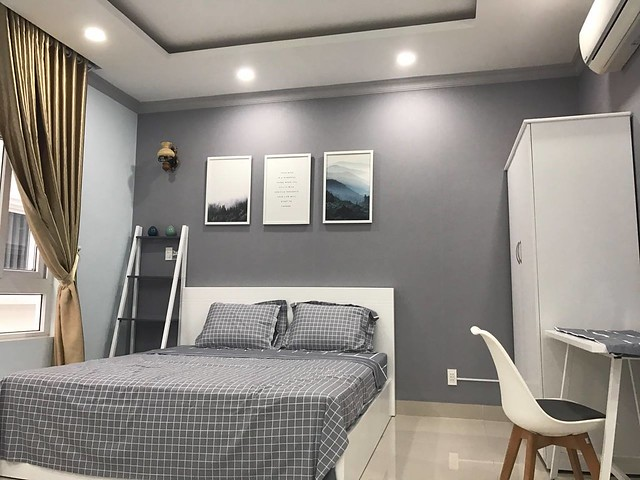 Mỗi căn hộ mang một phong cách chủ đạo khác nhau, rất đa dang cho sự lựa chọn của khách thuê.