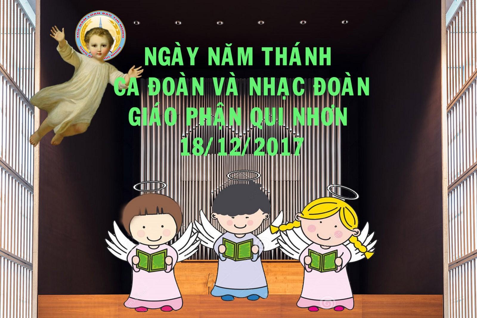 Ngày năm thánh cho các ca đoàn và nhạc đoàn