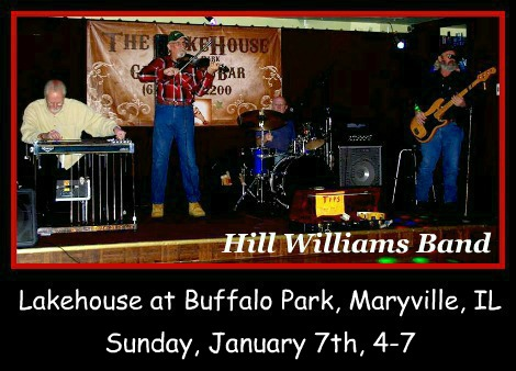Hill Williams Band 1-7-18