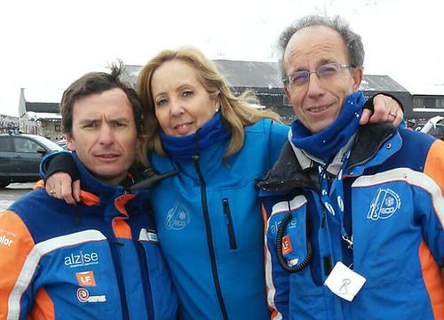 Maribel Gallego - Econieve Club de Esquí