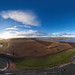 Montrose - Usan and Scurdie Ness Lighthouse - Aerial Photosphere 03-01-2017a