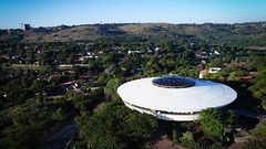 UFO House in Roodepoort