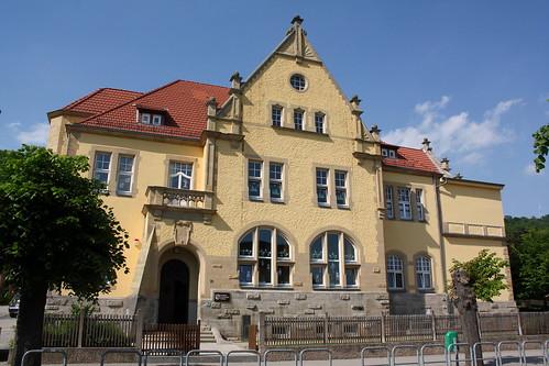 Treffurt: Ehemaliges Königlich-preußisches Amtsgericht