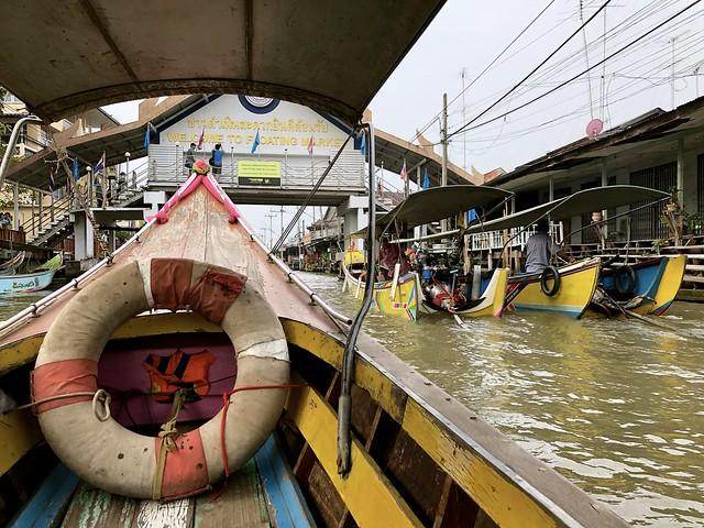 Damnoen Saduak Floating Market 26