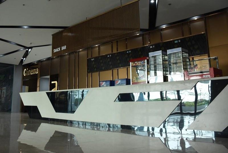 SkyTheater Lobby-OneMallValenzuela