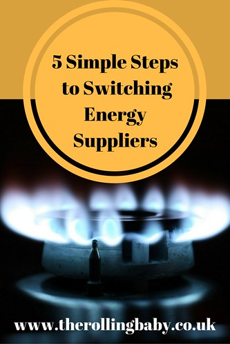 5 Simple Steps to Switching Energy Suppliers
