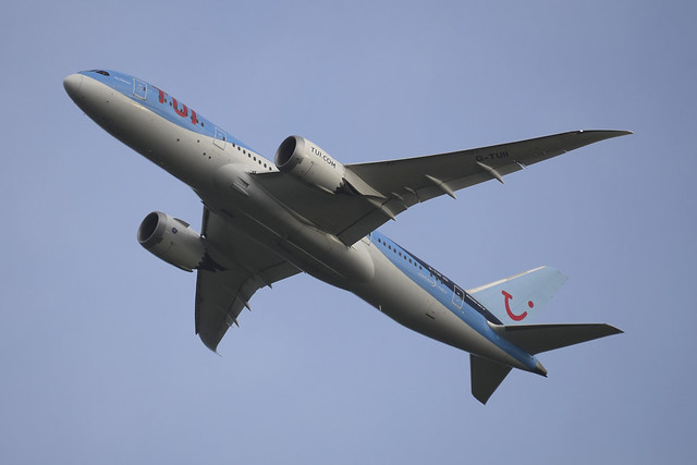 G-TUII Boeing 787