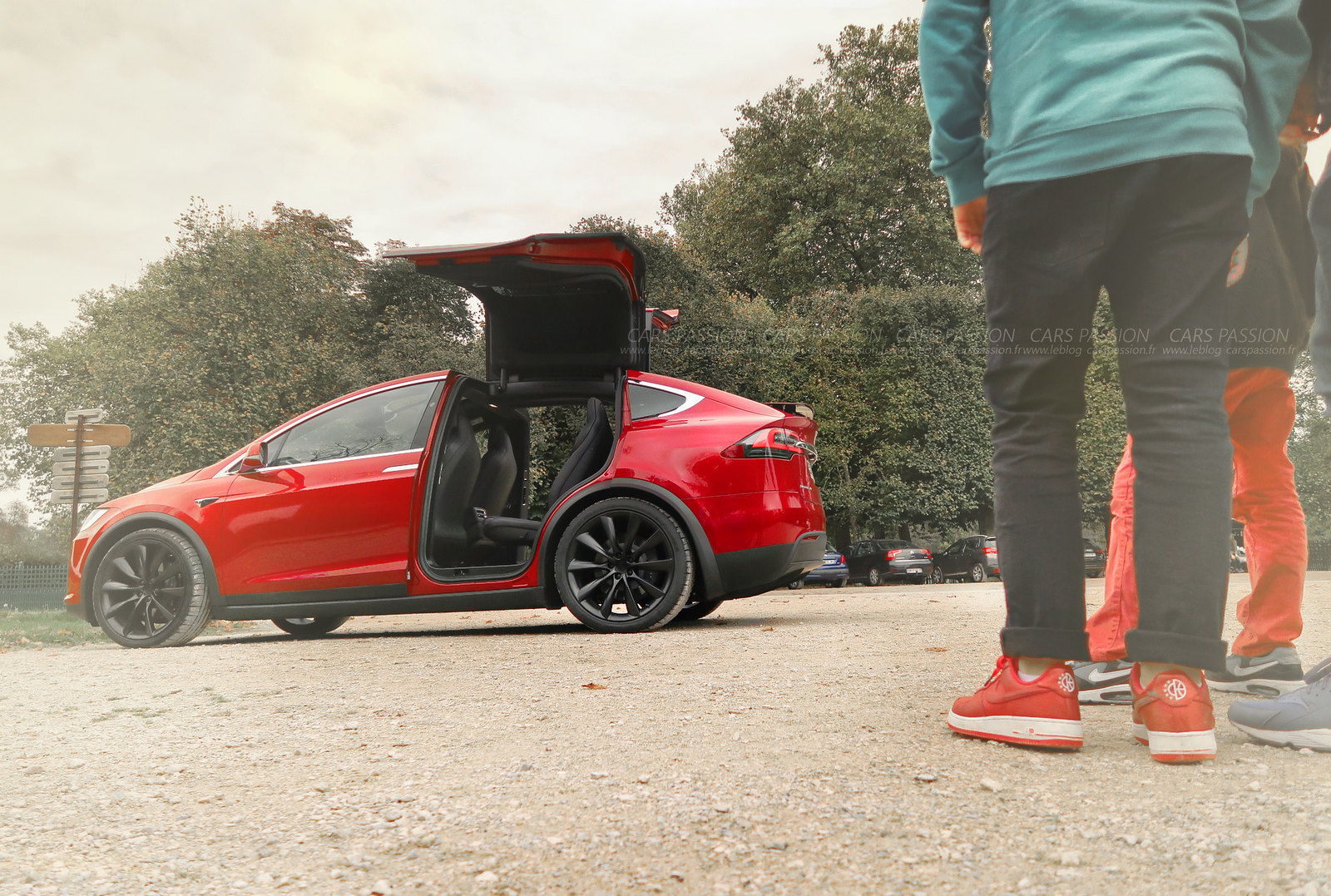 Essai Tesla Model X Cars Passion