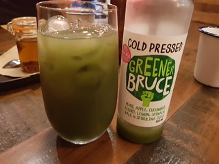 Green Juice at Red Sparrow