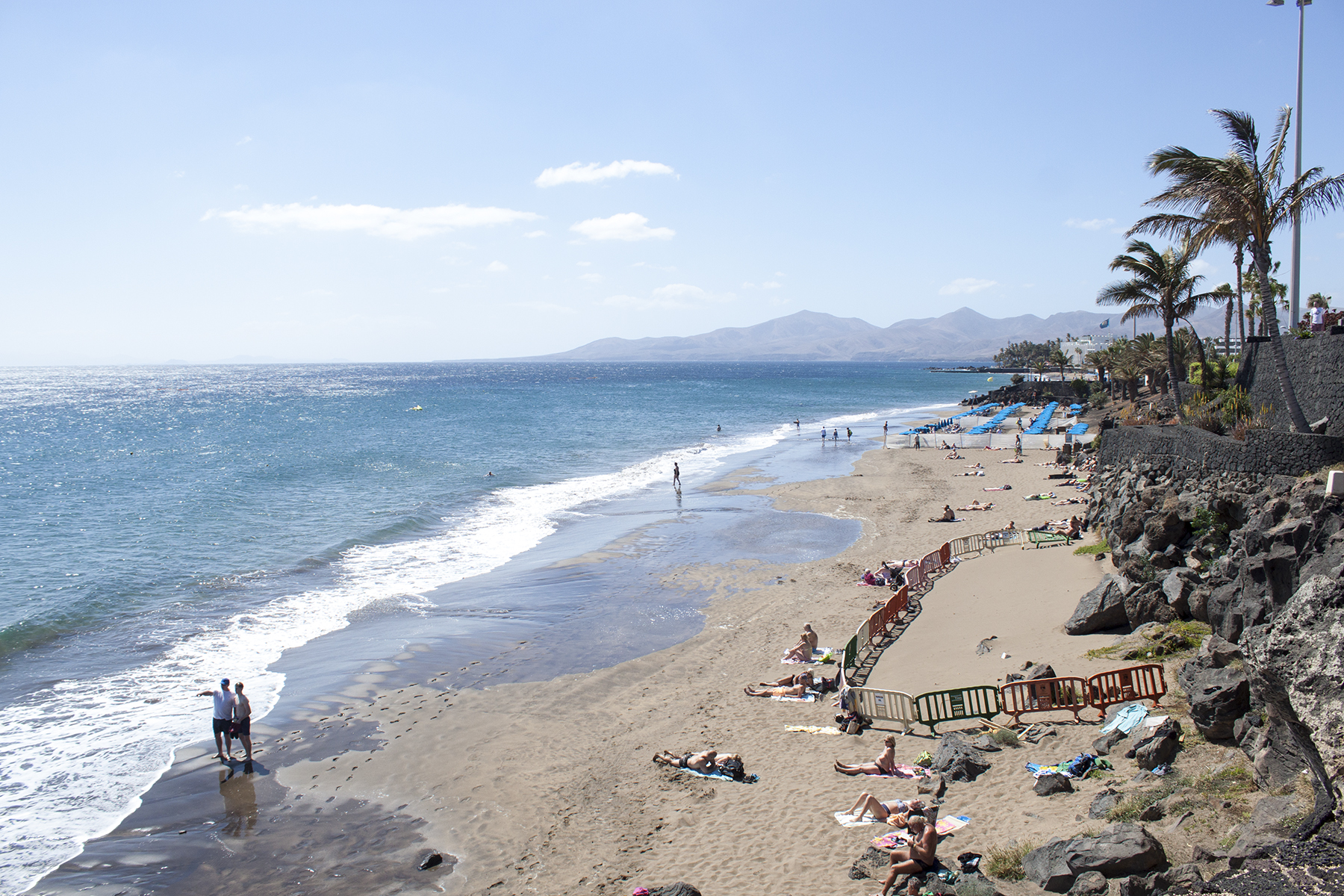3 Reasons to Visit Lanzarote in the Off Seasons | Empty Beaches | awaywithkatie.com