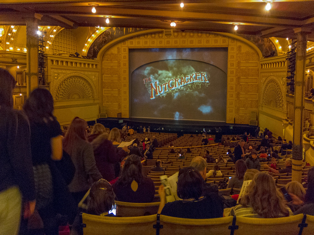 Auditorium Theatre, Chicago