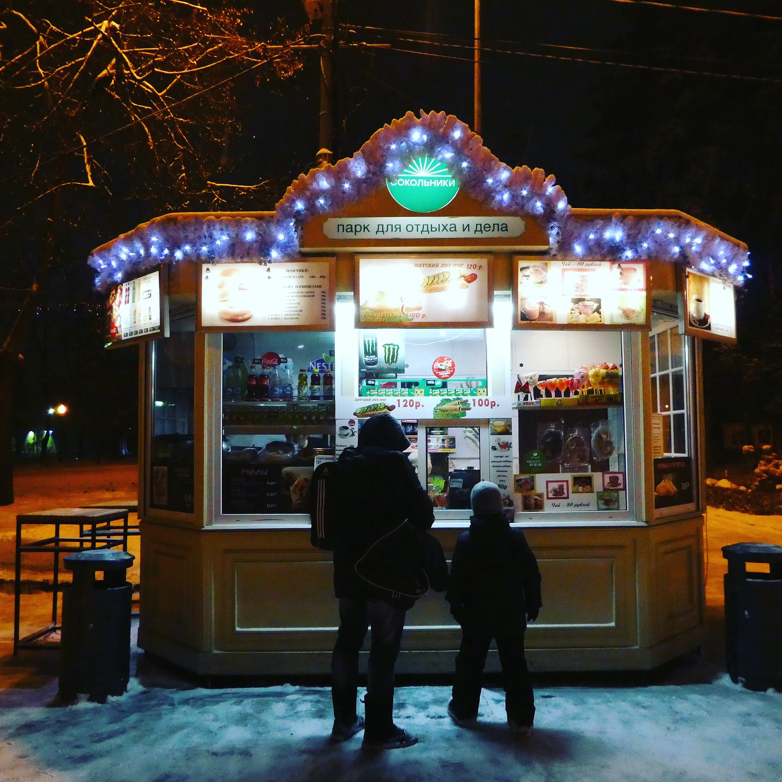 Sokolniki Park Moscow