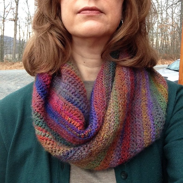 Mostly Harmless Crochet Shawl