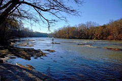 Cold Day on the Chattahoochee