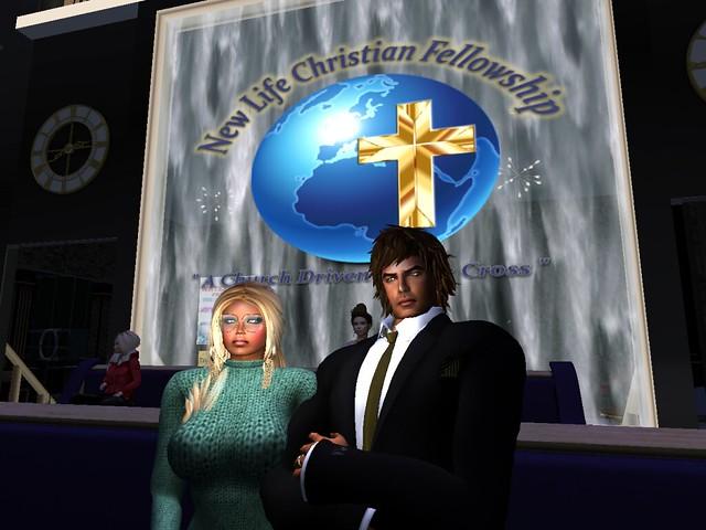 New Life Christian Fellowship Church - Serious Sermon