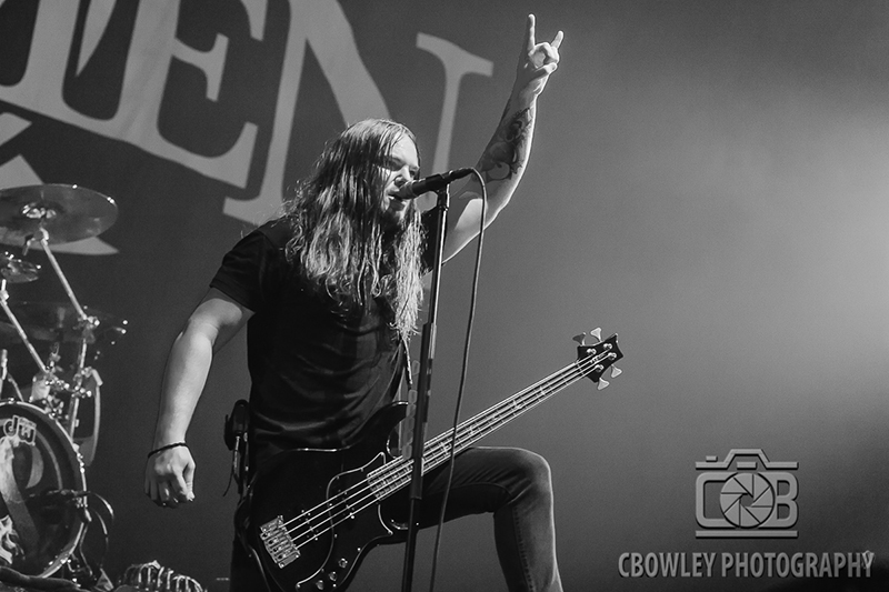 20171217 - Of Mice and Men Supporting five finger Death Punch - Arena Birmingham - 17122017 - 68