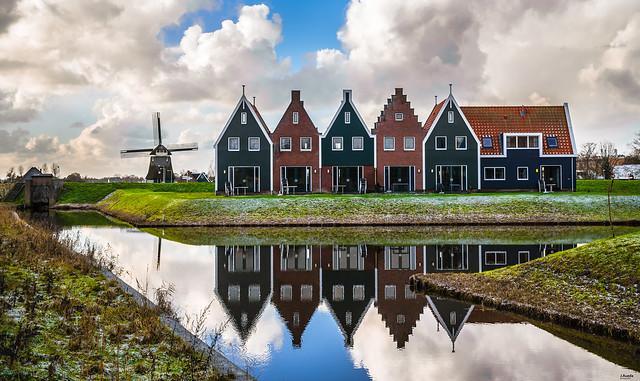 Volendam. Holland., Nikon D610, Sigma 24-70mm F2.8 IF EX DG HSM