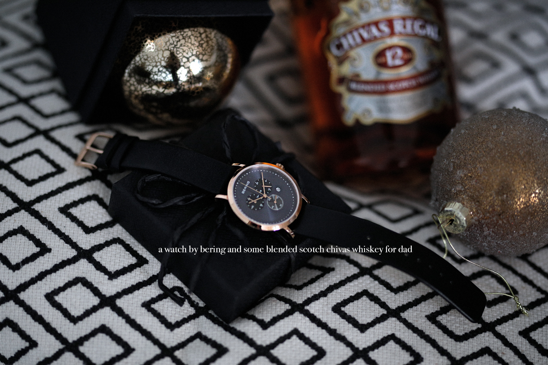 last minute gift guide monkey 47 gin thomas sabo jewelry melvita chivas regal 12 years whiskey bering uhren watches geschenke weihnachten christmas catsanddogsblog ricarda schernus max bechmann düsseldorf 6