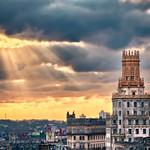 Light and hope over Havana