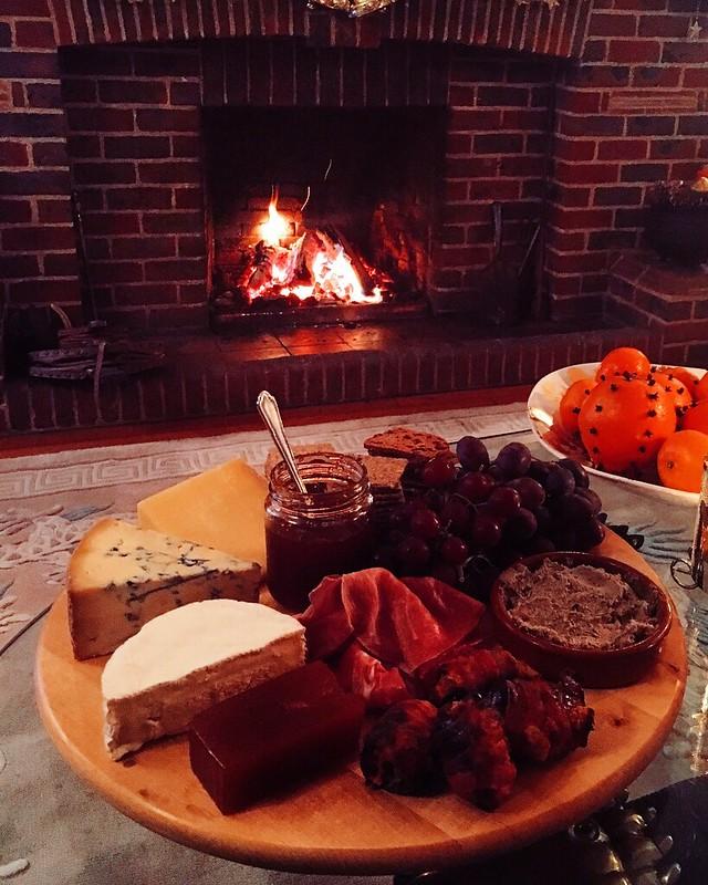 festive feasting