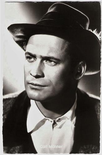 Carl Möhner in Der Geierwally (1956)